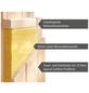 KARIBU Sauna »Paide 3«, mit Ofen, integrierte Steuerung-Thumbnail