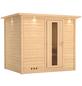 KARIBU Sauna »Paldiski« ohne Ofen-Thumbnail