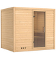 KARIBU Sauna »Paldiski«, ohne Ofen-Thumbnail