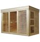WOLFF Sauna »Paradiso«, B x T: 329 x 229 cm-Thumbnail