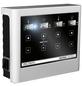 KARIBU Sauna »Pölva 1« inkl. 9 kW Bio-Kombi-Saunaofen mit externer Steuerung für 3 Personen-Thumbnail