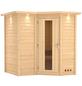 KARIBU Sauna »Riga 1«, ohne Ofen-Thumbnail
