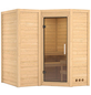 KARIBU Sauna »Riga 1« ohne Ofen-Thumbnail