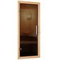 KARIBU Sauna »Riga 2«, BxTxH: 236 x 184 x 209 cm, ohne Saunaofen-Thumbnail