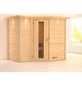 KARIBU Sauna »Riga 2« ohne Ofen-Thumbnail