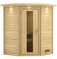 KARIBU Sauna »Rujen«, BxTxH: 174 x 160 x 202 cm, ohne Saunaofen-Thumbnail