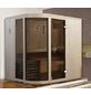 WEKA Sauna »Sara 1 «, inkl. 9 kW Bio-Kombi-Saunaofen mit externer Steuerung für 3 Personen-Thumbnail