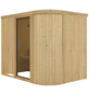 KARIBU Sauna »Saue 4«, ohne Ofen-Thumbnail