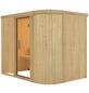 KARIBU Sauna »Saue 4« ohne Ofen-Thumbnail