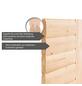 KARIBU Sauna »Sindi«, mit Ofen, integrierte Steuerung-Thumbnail
