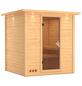 KARIBU Sauna »Sindi« ohne Ofen-Thumbnail