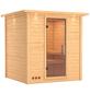 KARIBU Sauna »Sindi«, ohne Ofen-Thumbnail
