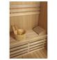 HOME DELUXE Sauna »Skyline L«, inkl. 4.5 kW Saunaofen mit integrierter Steuerung für 3 Personen-Thumbnail