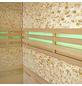 HOME DELUXE Sauna »Skyline XL BIG Kunststeinwand« inkl. 8 kW Saunaofen mit integrierter Steuerung für 6 Personen-Thumbnail