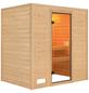 WOODFEELING Sauna »Sonja«, für 3 Personen ohne Ofen-Thumbnail