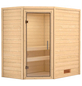 WOODFEELING Sauna »Svea« ohne Ofen-Thumbnail