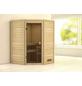WOODFEELING Sauna »Svende«, für 4 Personen ohne Ofen-Thumbnail