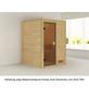 WOODFEELING Sauna »Svenja« ohne Ofen-Thumbnail