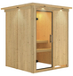 KARIBU Sauna »Tallinn«, ohne Ofen-Thumbnail