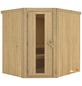 KARIBU Sauna »Talsen«, ohne Ofen-Thumbnail