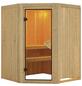 KARIBU Sauna »Tartu« ohne Ofen-Thumbnail