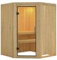 KARIBU Sauna »Tartu«, ohne Ofen-Thumbnail