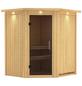 KARIBU Sauna »Tuckum« ohne Ofen-Thumbnail