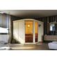 KARIBU Sauna »Türi«, inkl. 9 kW Bio-Kombi-Saunaofen mit externer Steuerung für 4 Personen-Thumbnail
