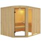 KARIBU Sauna »Türi« ohne Ofen-Thumbnail
