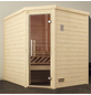 WEKA Sauna »Turku 2«, für 3 Personen ohne Ofen-Thumbnail