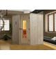 WEKA Sauna »VARBERG 2«, ohne Ofen-Thumbnail