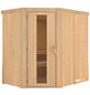 KARIBU Sauna »Vijandi«, für 3 Personen ohne Ofen-Thumbnail