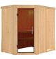 KARIBU Sauna »Vijandi«, ohne Ofen-Thumbnail