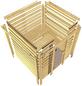 KARIBU Sauna »Welonen«, mit Ofen, integrierte Steuerung-Thumbnail