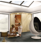 KARIBU Sauna »Wenden«, für 3 Personen ohne Ofen-Thumbnail