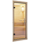 KARIBU Sauna »Wenden«, inkl. 3.6 kW Plug&Play-Saunaofen mit integrierter Steuerung für 3 Personen-Thumbnail