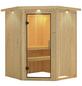 KARIBU Sauna »Wolmar« ohne Ofen-Thumbnail
