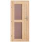 KARIBU Saunahaus »Doblen«, B x T: 196 x 196 cm, mit Ofen, externe Steuerung-Thumbnail