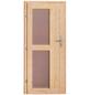 KARIBU Saunahaus »Doblen«, BxTxH: 196 x 363 x 229 cm, 9 kW Ofen mit ext. Steuerung-Thumbnail