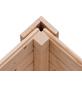 KARIBU Saunahaus »Kandau«, BxTxH: 276 x 276 x 210 cm, 9 kW Bio-Kombi-Ofen mit ext. Steuerung-Thumbnail