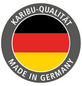 KARIBU Saunahaus »Kreslau«, BxTxH: 231 x 196 x 226 cm, 9 kW Bio-Kombi-Ofen mit ext. Steuerung-Thumbnail