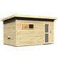 WOLFF FINNHAUS Saunahaus »Melina«, BxTxH: 373 x 262 x 239 cm, 9 kW Bio-Kombi-Ofen mit int. Steuerung-Thumbnail