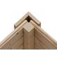 WOODFEELING Saunahaus »Niska«, B x T: 426 x 276 cm, mit Ofen, externe Steuerung-Thumbnail