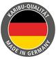 KARIBU Saunahaus »Schwanenburg 1«, BxTxH: 337 x 196 x 228 cm, 9 kW Bio-Kombi-Ofen mit ext. Steuerung-Thumbnail