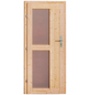 KARIBU Saunahaus »Segewold«, BxTxH: 231 x 196 x 238 cm, ohne Ofen-Thumbnail