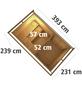 WOODFEELING Saunahaus »Suva 3«, BxTxH: 393 x 231 x 239 cm, 9 kW Ofen mit int. Steuerung-Thumbnail