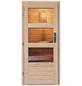 KARIBU Saunahaus »Talsen«, BxTxH: 231 x 231 x 239 cm, ohne Ofen-Thumbnail