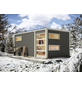 KARIBU Saunahaus »Walk«, BxTxH: 508 x 276 x 210 cm, 9 kW Ofen mit int. Steuerung-Thumbnail