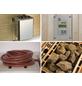 WEKA Saunaofen-Set »OS« inkl. externer Steuerung, 9 kW-Thumbnail