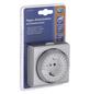 REV Schaltuhr, mit Kinderschutz, 230 V, Silber-Thumbnail